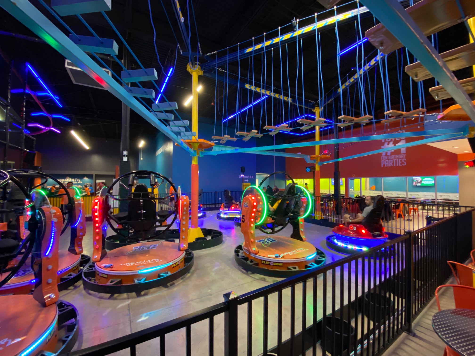 Urban Air Secures Waxahachie Location For New Indoor Trampoline Adventure Park Expansion Solutions