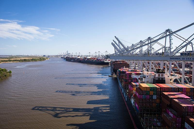 Georgia Ports Authority (GPA) elects officers for FY2021