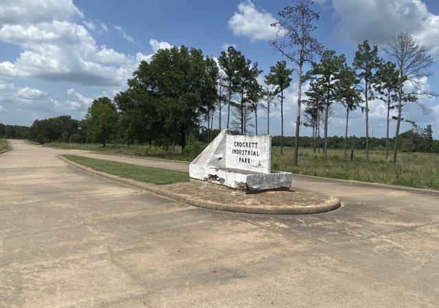 Crockett, Texas Awarded $2 Million Grant