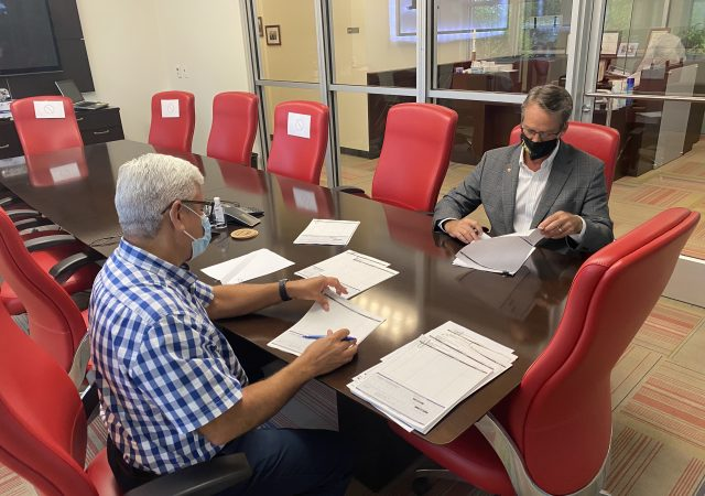 Harlingen Texas Small Businesses Receive HELP