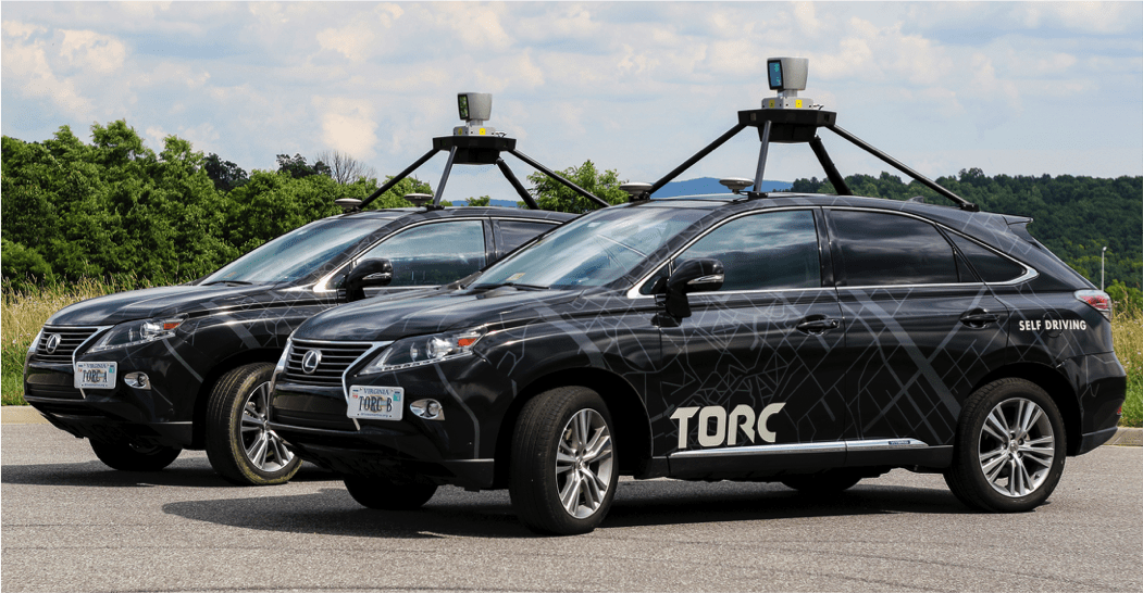 Torc Robotics to Expand in Montgomery County, Virginia