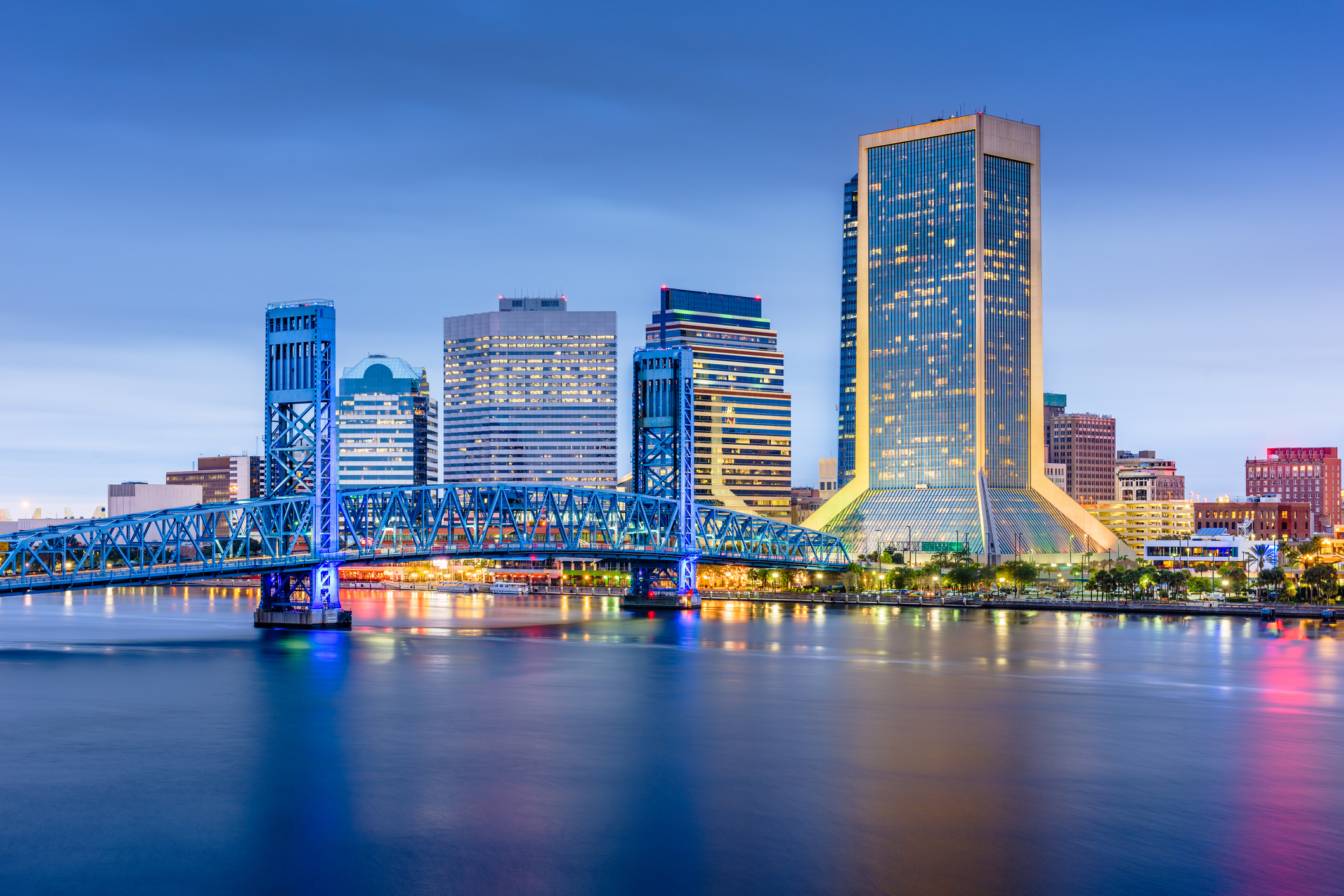 Jacksonville, Florida New Projects 2020