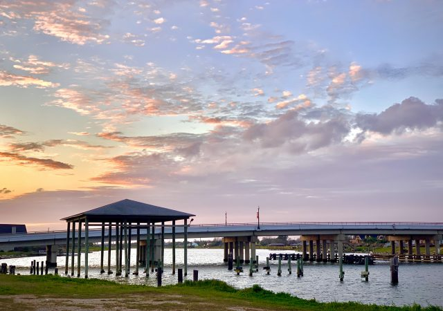 Port freeport texas channel improvement project