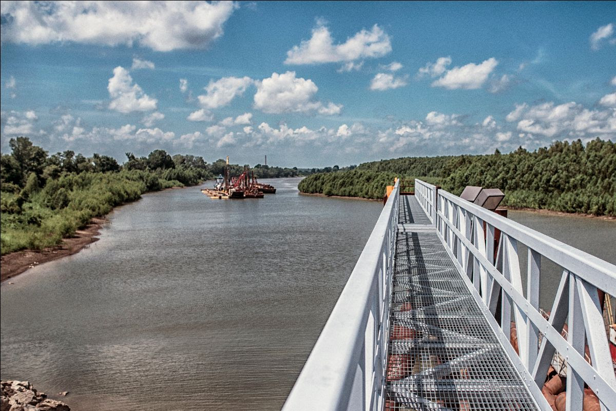 TNCED Receives $7 Million Build Grant for Port of Cates Landing Rail Expansion