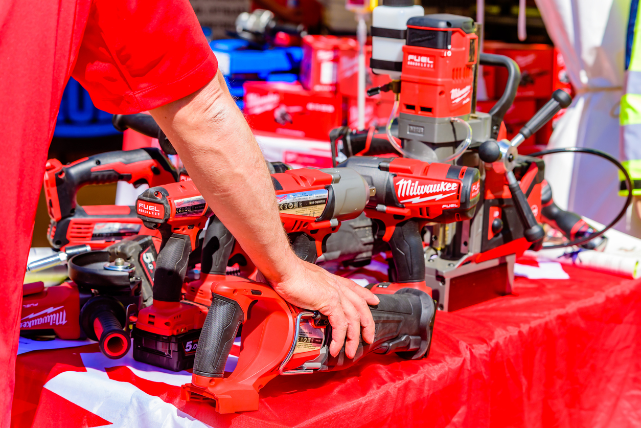 Milwaukee Tool Chooses Indiana for New Service Hub