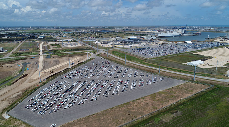 Port Freeport Enters Partnership with Cemex Servicios Logisticos and Union Pacific Railroad