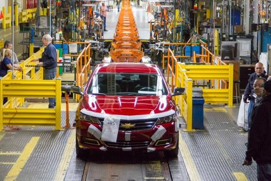General Motors Photo by Jeffrey Sauger)