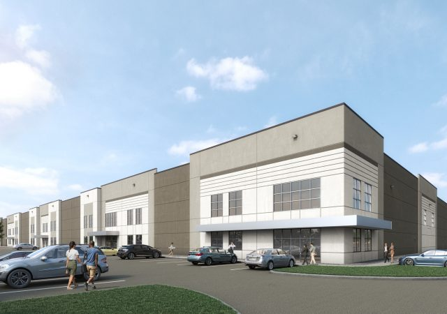 TexAmericas Center Breaks Ground on a New Spec Building
