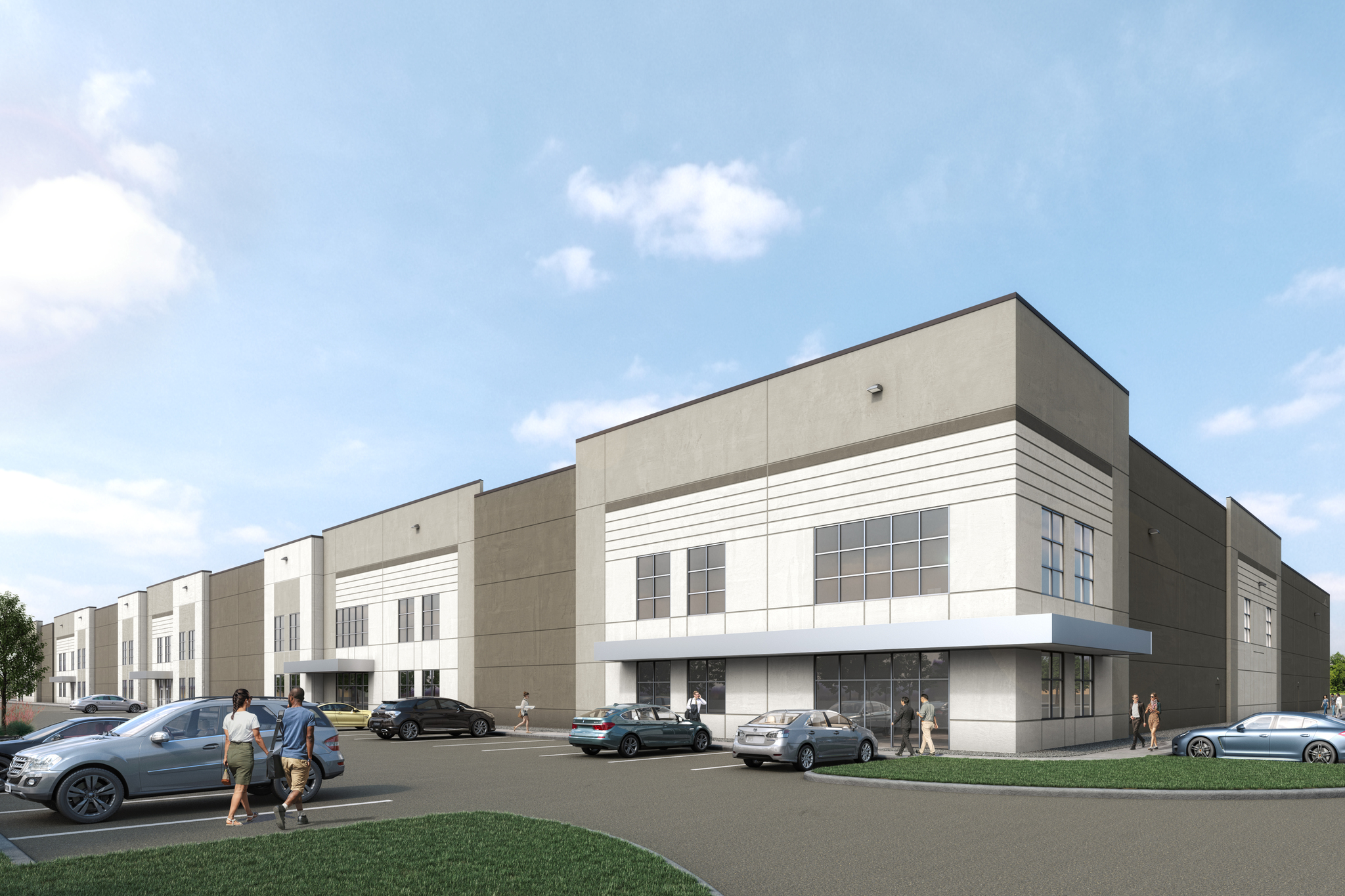 TexAmericas Center Breaks Ground on a New Spec Building