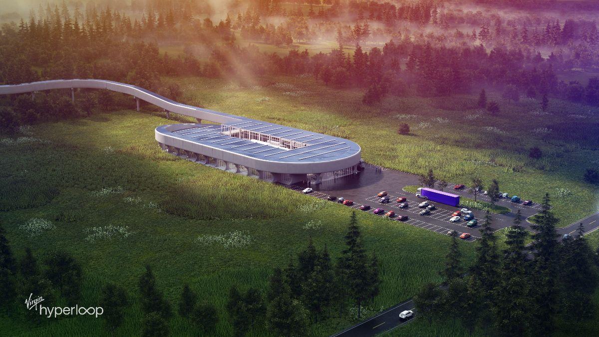 Hyperloop to build Hyperloop Certification Center in West Virginia