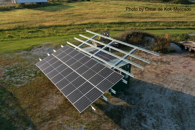 Iowa Economic Development Authority Gives $172K Grant for Solar Project
