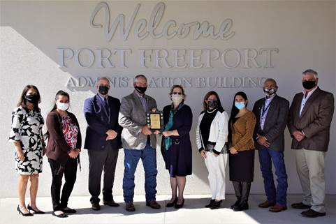 Port Freeport Receives 31st Consecutive Certificate of Achievement in Financial Reporting
